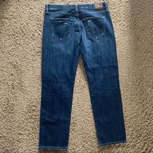 Ag Adriano Goldschmied Jeans - AG Ex-Boyfriend Distressed Jeans